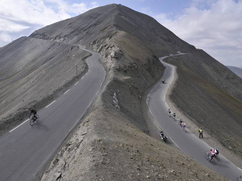 cycling bonette col