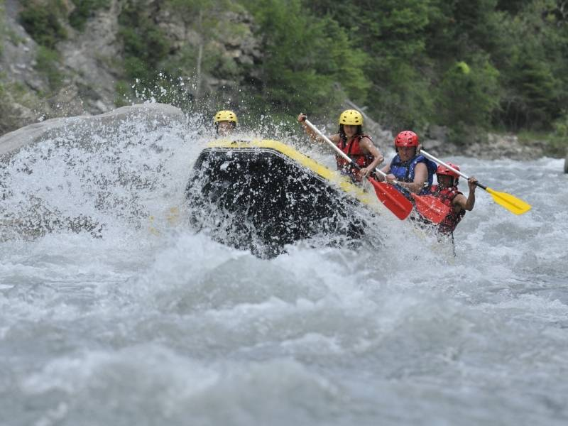 whitewater sports barcelonnette