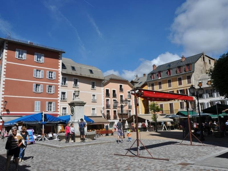city center barcelonnette